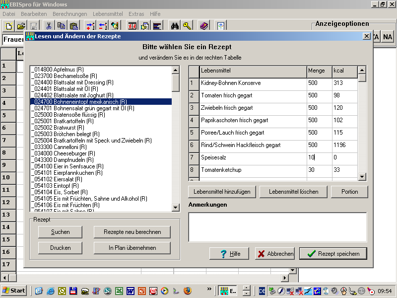 Bilder fuer Update EBISpro 7.0